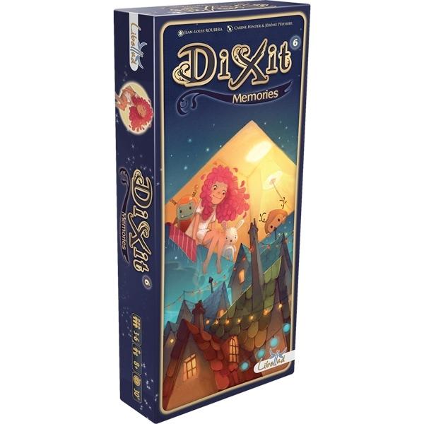 DIXIT MEMORIES RO 1