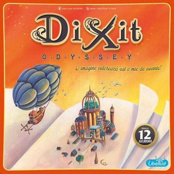 DIXIT ODYSSEY RO 0