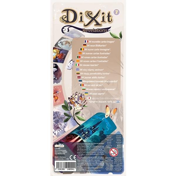 DIXIT REVELATIONS RO 0