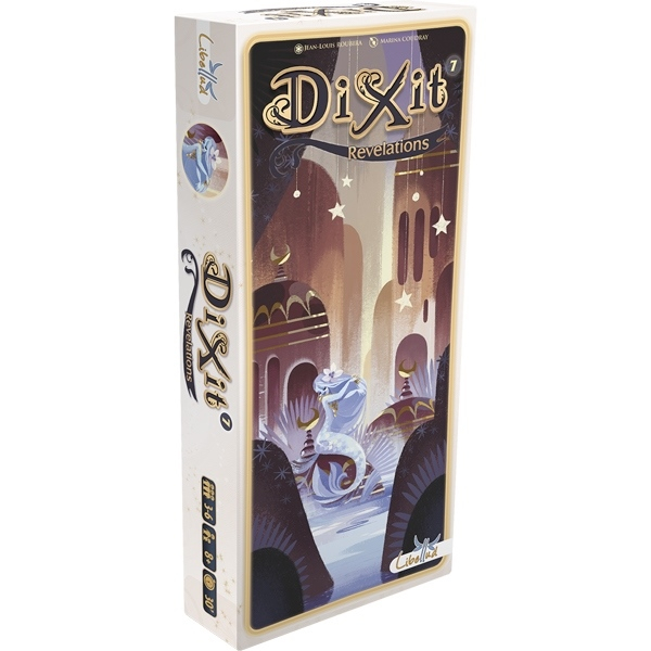 DIXIT REVELATIONS RO 1