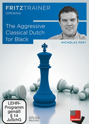 DVD Pert: The aggresive Classical Dutch for Black 0
