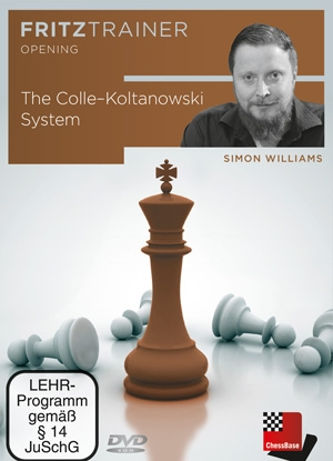 DVD : The Colle - Koltanowski System -Simon Williams 0