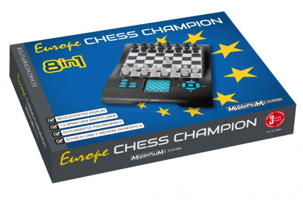 EUROPE CHESS CHAMPION 0