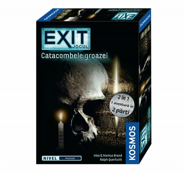 EXIT - Catacombele groazei 0