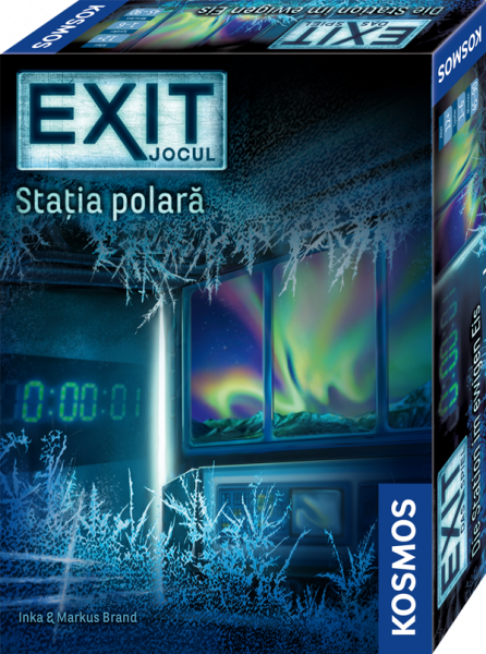 EXIT - Statia polara 0