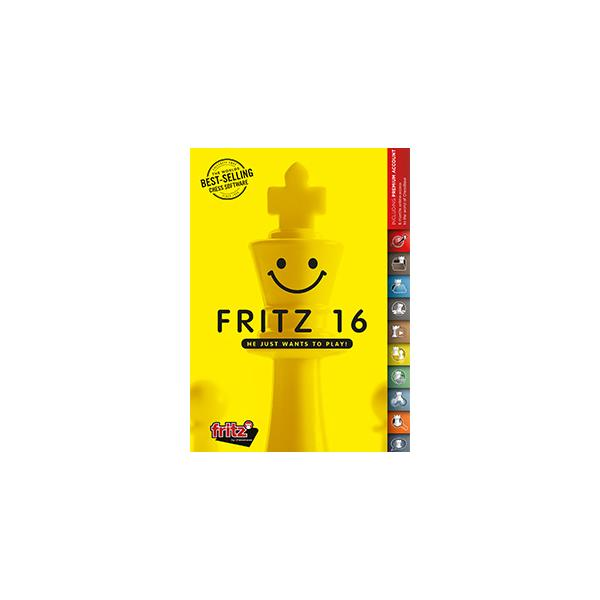Fritz 16 - English Version 0