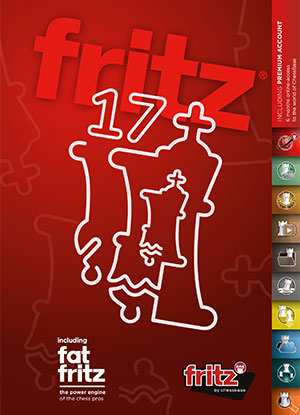 Fritz 17 - English Version imagine