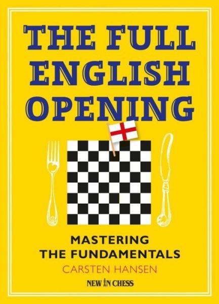 Carte : The Full English Opening- Carsten Hansen 0