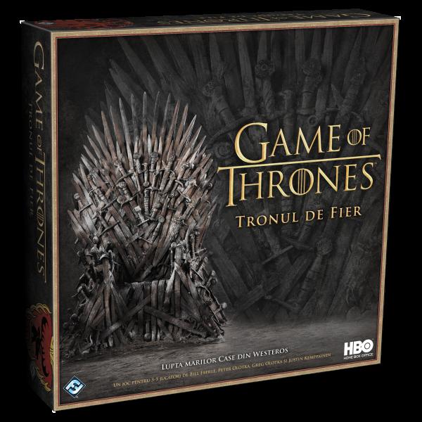 Game of Thrones: Tronul de Fier 1