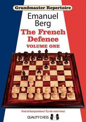 Carte: GM Repertoire 14 - The French Defence vol.1 - Emanuel Berg [1]