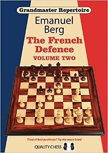 Carte: GM Repertoire 15 - The French Defence vol.2 - Emanuel Berg 0