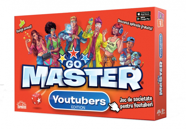 GO MASTER - YOUTUBERS EDITION 0