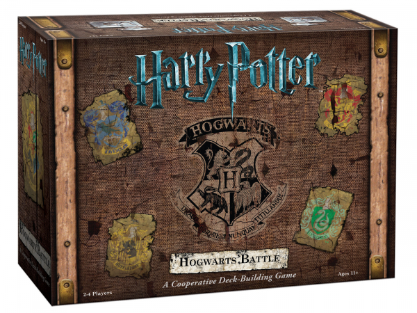 Harry Potter Hogwarts Battle: Jocul de baza (EN)