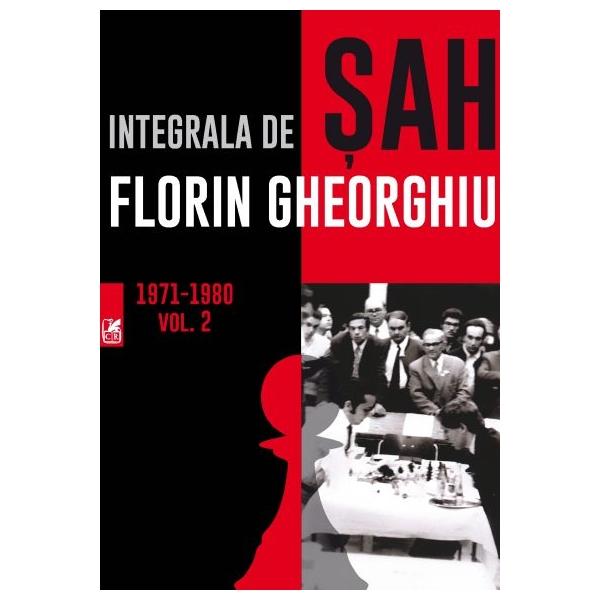 Carte : Integrala de SAH. Vol. 2 - Florin Gheorghiu 0