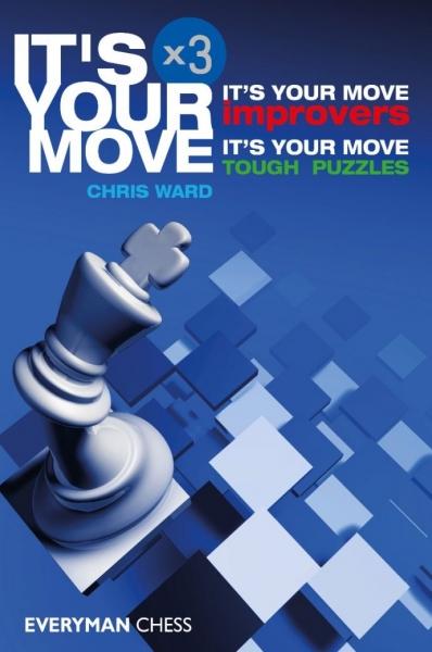 Carte : It's Your Move x 3 - Chris Ward 0