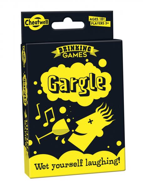 Joc de petrecere Gargle (EN) 0