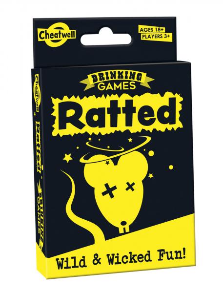 Joc de petrecere Ratted (EN) [0]