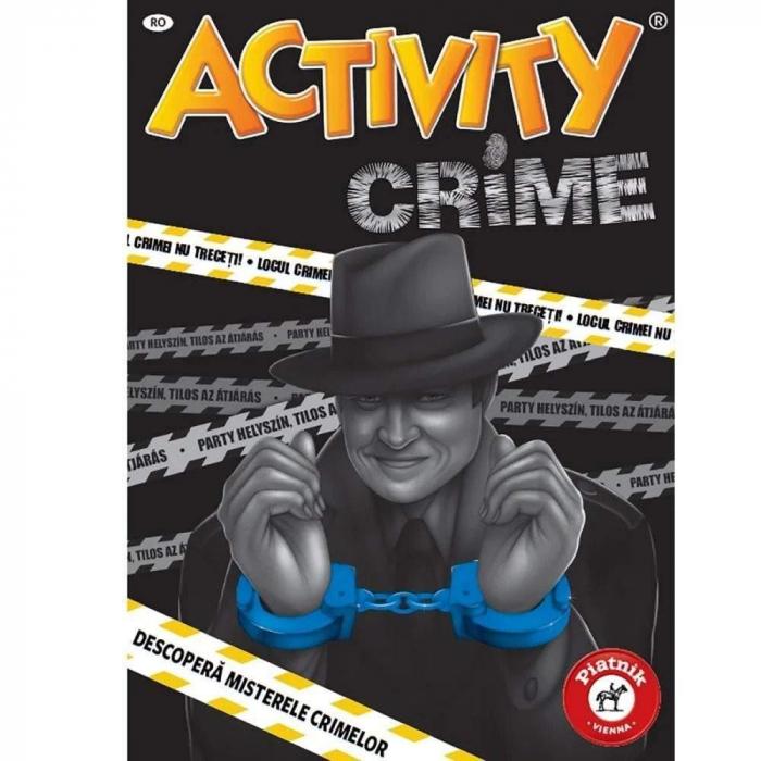 Joc de Societate Activity Crime [0]