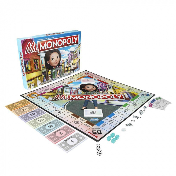 Joc de Societate Ms Monoply [1]