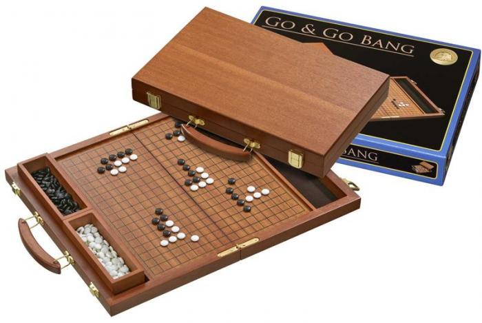Joc Go - Lux - 36,5 x 23 cm 0