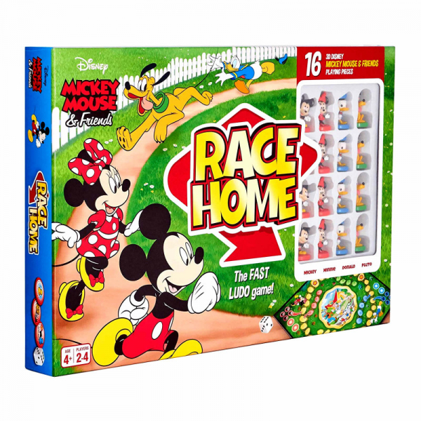 Joc Mickey Mouse Friends Race Home