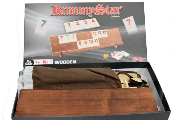 Joc Rummy Clasic Star 0
