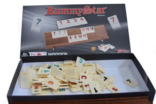 Joc Rummy Clasic Star 1