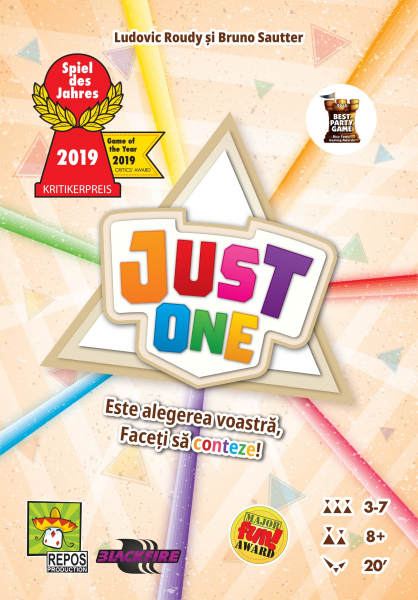 JUST ONE 0