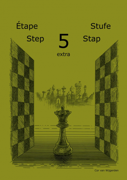 Learning chess - Step 5 EXTRA - Workbook / Pasul 5 extra - Caiet de exercitii 0