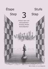 Learning Chess - Workbook - Step 3 Thinking Ahead - Caiet de exercitii 0