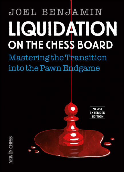 Licquidation on the Chess Board - New and Extended Edition - Joel Benjamin 0