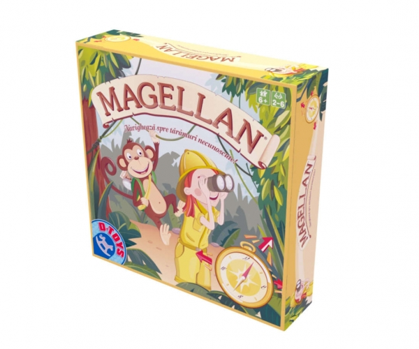 MAGELLAN - JOC DE STRATEGIE 0