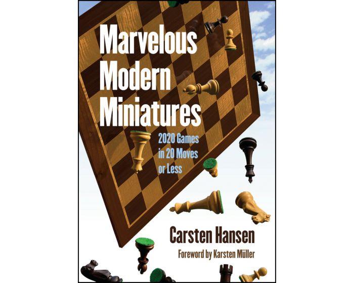Carte: Marvelous Modern Miniatures - Carsten Hansen 0
