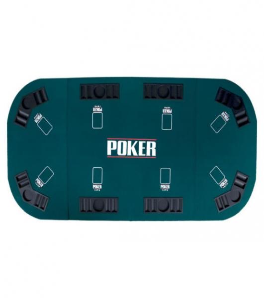 Top masa de poker pliabila in 4 pentru 8 jucatori 0