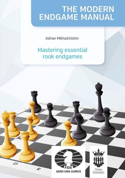 Carte : Mastering essential rook endgames - Adrian Mikhalchishin 0