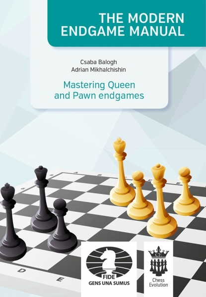Carte : Mastering Queen and Pawn endgames - C. Balogh, A. Mikhalchishin 0