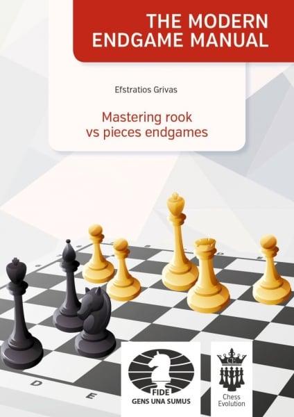 Carte : Mastering rook vs pieces endgames - Efstratios Grivas 0