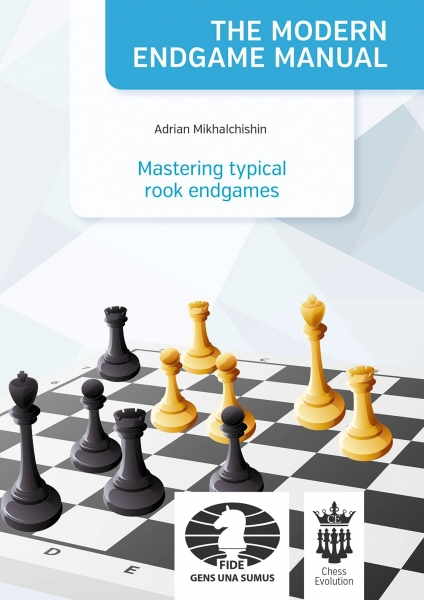 Carte : Mastering typical rook endgames - Adrian Mikhalchishin 0