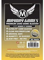 Mayday Card Sleeves - Magnum Ultra-Fit