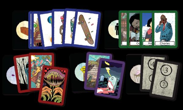 Mekhane - Card Game Narativ despre Viata si Moarte (EN) 2