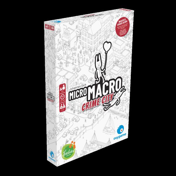 MicroMacro: Crime City 1