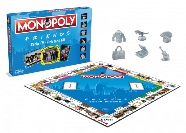 Monopoly - Friends (RO) 1