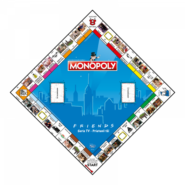Monopoly - Friends (RO) 4