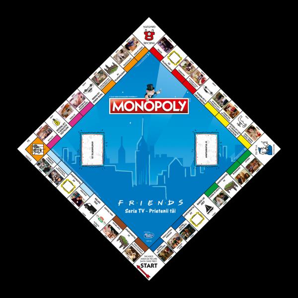 Monopoly - Friends (RO) [4]