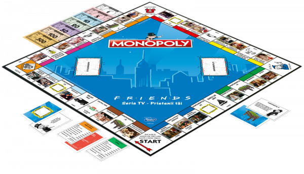 Monopoly - Friends (RO) 2