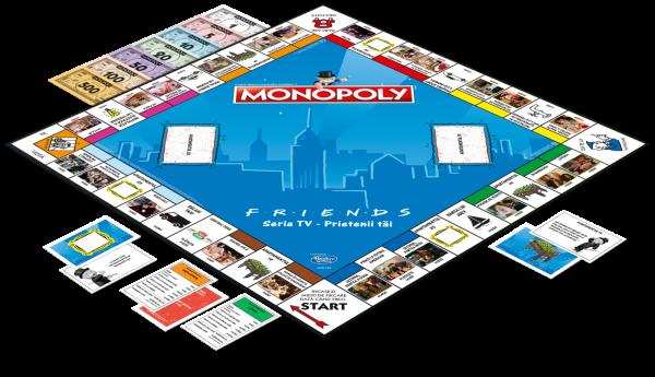 Monopoly - Friends (RO) [3]