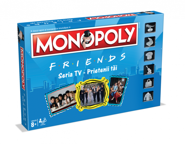 Monopoly - Friends (RO) 0