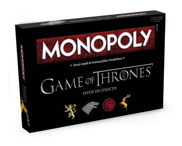 Monopoly - Game of Thrones (RO) 1