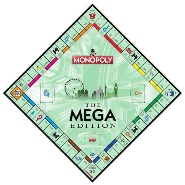 Monopoly - Mega Edition (EN) 2