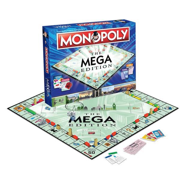 Monopoly - Mega Edition (EN) 1